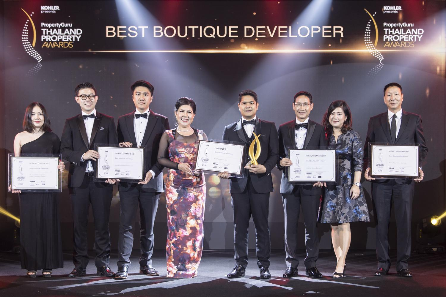 Best Boutique Developer