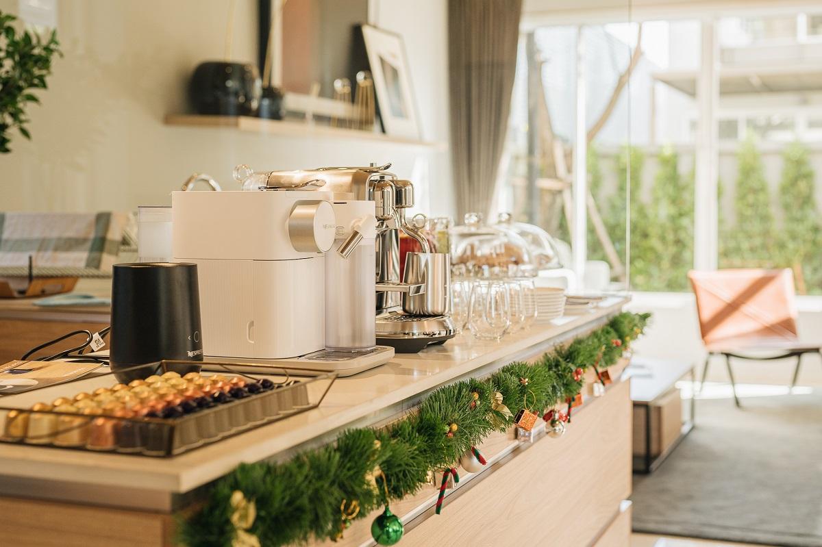 """บ้านตัวอย่าง 2 โครงการ """"บารานี พาร์ค ศรีนครินทร์ – ร่มเกล้า"""" และ """"บารานี เรสซิเดนซ์ รังสิต คลอง 3"""" พร้อมเสิร์ฟกาแฟ Nespresso"""